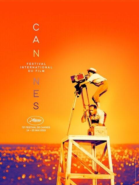 پوستر اصلی جشنواره جهانی فیلم کن 2019
