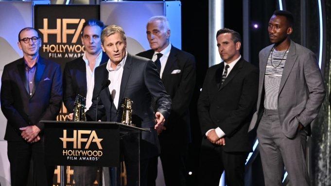 جوایز فیلم هالیوود