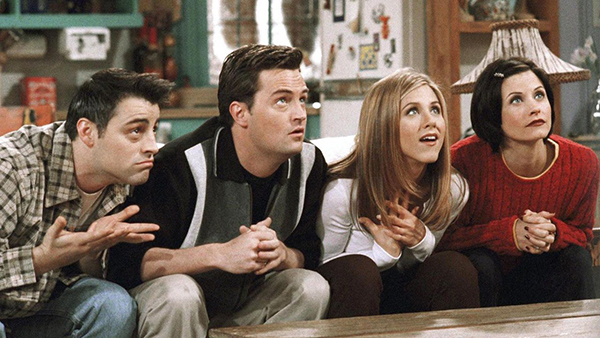 سریال «دوستان» - ۱۰میلیون دلار