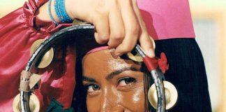 نقش مکمل زن فقیهه سلطانی / لیلا مشرقی / صورتی