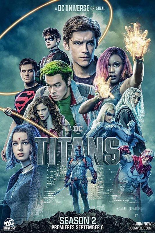 , نقد و بررسی فصل دوم Titans: بازگشت خستهکننده سریال تاریک DC با پایانی امیدوارکننده, اخبار هنری