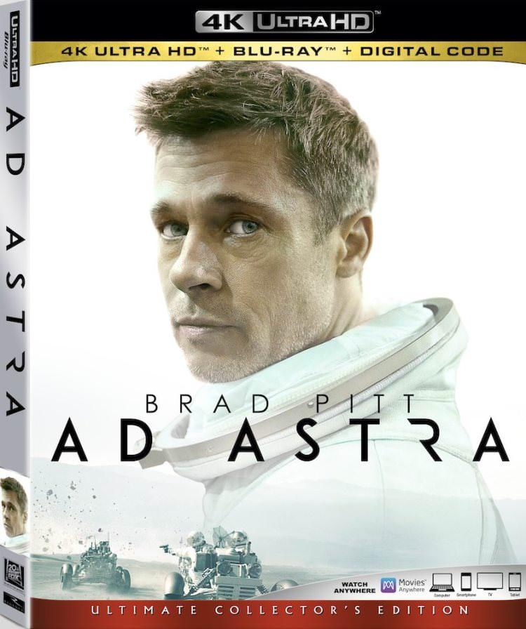 , تاریخ انتشار بلوری فیلم Ad Astra با بازی برد پیت اعلام شد, اخبار هنری, اخبار هنری
