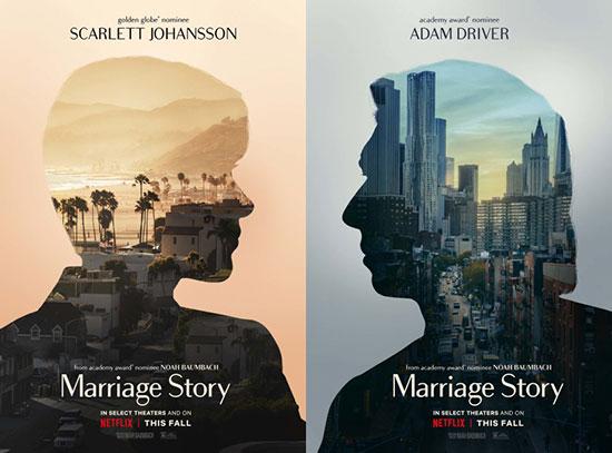 , واکنش منتقدان به فیلم Marriage Story – داستان ازدواج, اخبار هنری, اخبار هنری