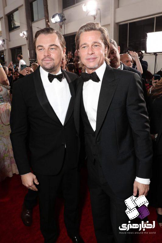 , گالری عکس فرش قرمز مراسم گلوب ۲۰۲۰ (Golden Globe), اخبار هنری, اخبار هنری