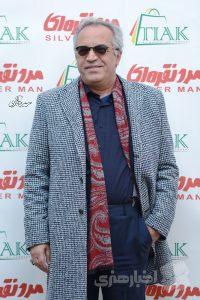 , رونمایی از فیلم سینمایی مرد نقره ای در فرهنگسرای ارسباران, اخبار هنری, اخبار هنری