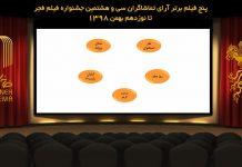 , اسامی فیلمهای بخش سودای سیمرغ جشنواره فجر38 اعلام شد, اخبار هنری, اخبار هنری